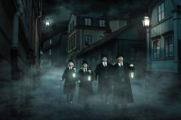 De originele Stockholm Ghost Walk en historische tour