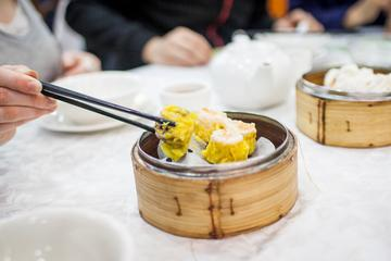 Dim Sum Food Tour in Hong Kong