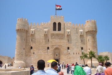 Excursión privada de 4 días a El Cairo y Alejandría