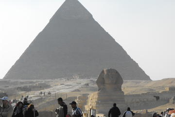 Cheapest Half Day Giza Pyramids Tour