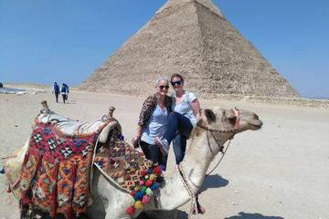 Exclusive Day with pharaohs secrets at Giza Pyramids Tour
