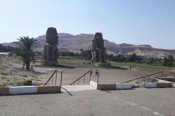Full Day Luxor From Hurghada Private Trip