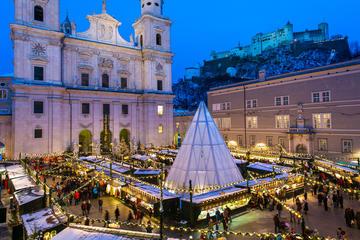 Salzburg Christmas Market Tour