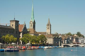 2-Hour Zurich City Walking Tour