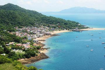 Escapada de lujo de un día a la isla de Taboga desde la ciudad de...