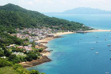 Excursión de un día con todo incluido a la isla de Taboga