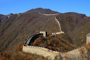 Beijing Great Wall at Mutianyu Ming Tombs and Sacred Way Walk