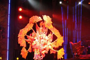 Being Chaoyang Theatre Acrobatics Show