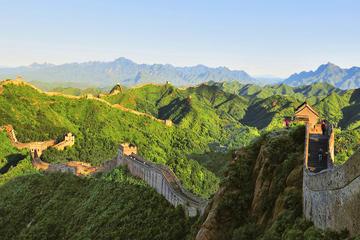 Gubeikou to Jinshanling Great Wall one day Hiking Tour Beijing