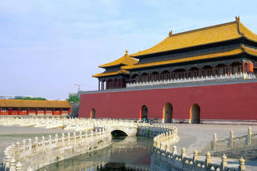 Private Day Tour: Beijing Highlights And Mutianyu Great Wall With...
