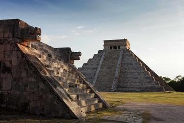 Chichen Itzá Ik Kil Cenote Valladolid Colonial Plus day Tour