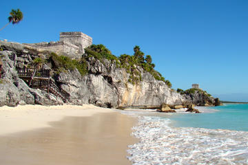 Tulum, Grand Cenote and Snorkel Tour from Playa del Carmen