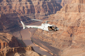 Doors Off Helicopter Flight Over the Grand Canyon West Rim with ...