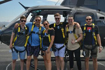 Doors Off Helicopter Flight Over the Grand Canyon West Rim with...