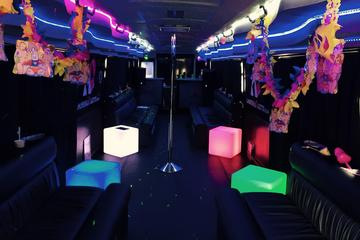 Skip the Line: San Jose VIP Nightclub Access and Party Bus
