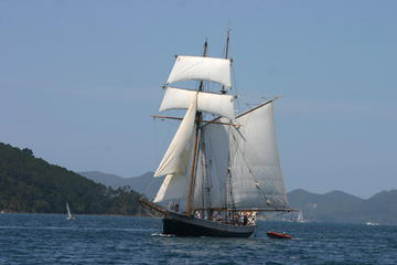 Afternoon Bay of Islands Tall Ship Sailing Experience