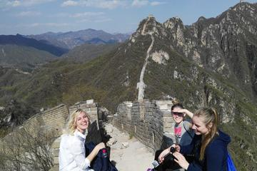 Private Hiking Day Tour: Jiankou Great Wall from Beijing including Lunch