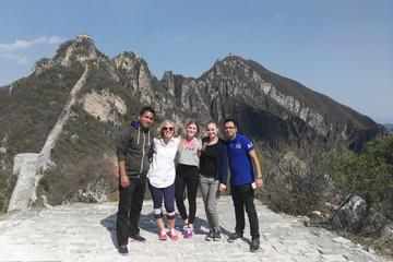 Private Jiankou Great Wall Hiking Tour