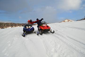 Snowmobiling em Tsaghkadzor