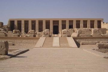 3 days east west luxor and Dendera and abydos temple