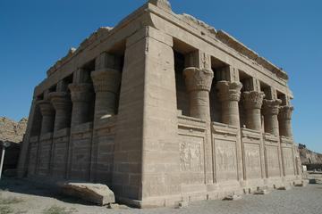 dendera and abydos temple from Luxor