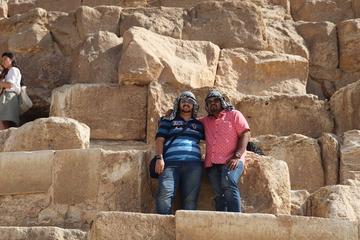 Full-Day Giza Pyramids Sakkara...