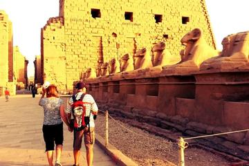 Full-Private Guided Day Tour to Luxor from Cairo by flight from Cairo...