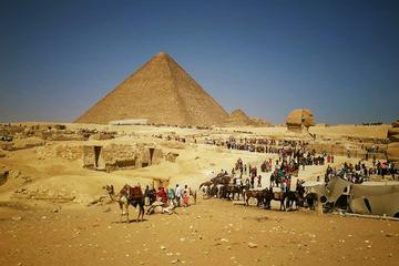Giza pyramids and shopping tours