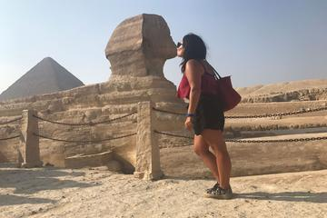 Giza pyramids camel ride for 15 minutes