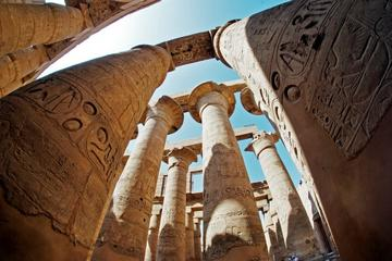 guide private trip to Karnak and Luxor Temples Day tour from luxor hotels or Nile cruise