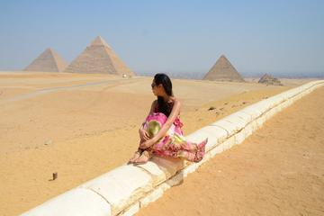 Hurghada: Full-Day Trip to Cairo by Bus