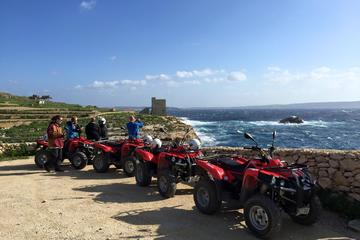 Full Day Quad Tour of Gozo
