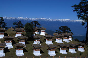 4 Nights 5 Days Bhutan at a Glance Tour