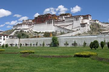 4 Nights 5 Days Lhasa including Potala Palace and Ganden Monastery...
