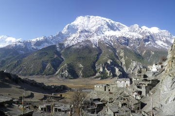 9 Nights 10 Days Annapurna Base Camp Treks with Kathmandu and Pokhara in Nepal