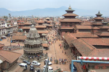 Private Day Tour: Patan and Bhaktapur...
