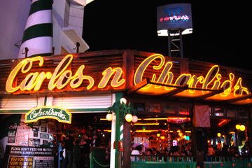 All-Inclusive Access to Carlos'N Charlie's and Señor Frog's