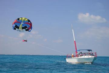 Aventura en parapente en Cancún