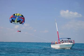Aventure en parachute ascensionnel à Cancun