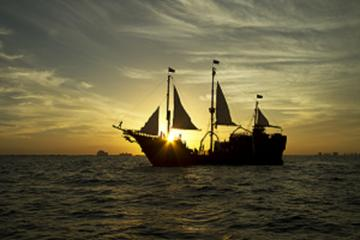 Cancun Pirate Dinner Cruise and Show