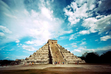 Dagstur fra Cancún til Chichén Itzá