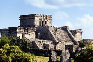 Dagstur till Tulum och Xel-Ha från Cancun