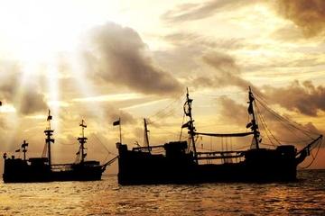 Diner-croisière Capitaine Crochet à Cancun