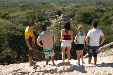 Ek Balam Tour from Cancun Including Cenote Maya Park