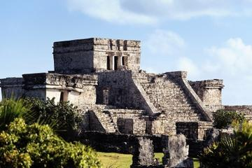 Excursión de un día a Tulum y Xel-Ha con todo incluido desde Cancún