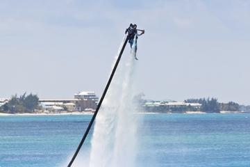 Experiência com Jetpack em Cancun