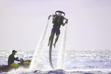 Experiência de jetpack em Playa del Carmen