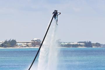 Experiencia en jetpack en Cancún