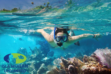 Isla Mujeres Snorkeling Tour from Cancun