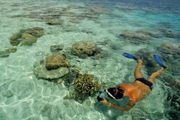Isla Mujeres Trimaran-Bootsfahrt